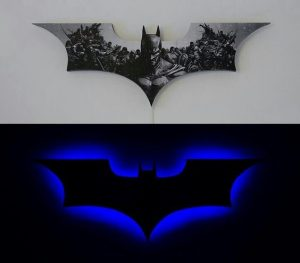 """Batman"" night light"