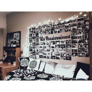 picture framed n lit