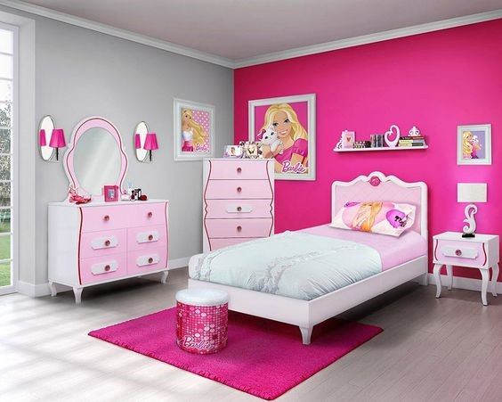 Barbie theme