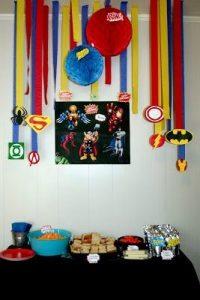 Super Heroes Theme
