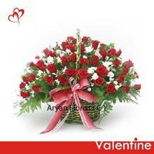 productMay peace and passion prevail together! with this wish and many more, we bring to you this Valentine's special arrangement that has white and red roses are 100 in number. With warmth and passion as you proceed to give this to the notable person of your life, you will be reminded of responsibilities that you need to undertake while making this plunge. Be confident about yourself and take the plunge! Order now for the big step you plan to take in life.
