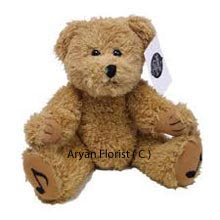 productGirl's usually love teddy bears, so gifting this lovely brown colored teddy to a girl of your dreams will naturally fill the air with love and laughter. This medium Sized Teddy Bear will leave no time for her to not remember you. You will always be a part of her dreams as she will cuddle the teddy bear while she sleeps and remember you invariably. So if you want to pass the exam of love, go ahead and gift this to her! ( Please Note That We Reserve The Right To Substitute Any Product With A Suitable Product Of Equal Value In Case Of Non Availability Of A Certain Product)