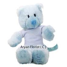 productSweet surprises can look this cute. A cute soft small size teddy bear is a perfect gift for your friends and family to express warm wishes on special occasions. Send it to express birthday wishes or anniversary wishes. The joy will be endless.