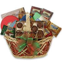 productAssorted pack of chocolates at your door way will not only pleasantly surprise you, but will also make you wanting for more. This assorted pack with regular and Swiss chocolates comes in a medium sized basket that is full of variety of chocolates. Keeping in mind the temperature of our country, the Swiss chocolates are well packed and delivered on time. You may share these with pride and I promise you will order more to satiate your taste buds.
