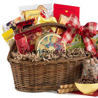 productChocolates are known to reduce heart problems, and enhance your cognitive skills. This large pack of assorted chocolates is meant to benefit you in all aspects, health and happiness! So be hale and hearty with this large basket of assorted chocolates that comes to you well embellished and is bound to impress who ever lays his/her eyes on it first. You may gift this to your demure friend who likes fancy packing and has an eye for chocolates!