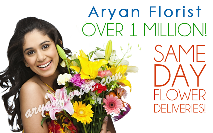 Online Flower Delivery in India