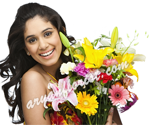 Flower Delivery in Valsad